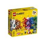 LEGO CLASSIC WINDOWS OF CREATIVITY 11004 BUILDING KIT (450 PIECES)