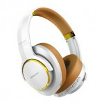 SONICGEAR AIRPHONE ANC3000 NOISE CANCELLING WIRELESS HEADPHONE WHITE GOLD