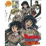 SCHOOL RUMBLE S1+2 +SAN GAKKI OVA (7DVD)
