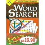 MIND CHALLENGING WORD SEARCH - BUNDLE 1