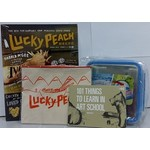 Lucky Peach飲食生活誌:Issue1-3套書(附贈品:Lucky Peach餐墊、保鮮盒、筆記本騎馬釘平裝)