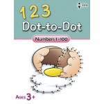 Dot-to-Dot 123 (Numbers 1-100)