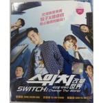 改变世界 SWITCH:CHANGE THE WORLD (4DVD)