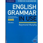 English Grammar in Use Book with Answers : A Self-study Reference and Practice Book for Intermediate Learners of English