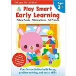 GAKKEN WORKBOOK:PS EARLY LEARNING 3+