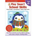 GAKKEN WORKBOOK:PS SCHOOL SKILLS 4+