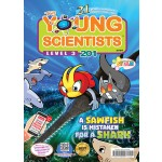 THE YOUNG SCIENTISTS LEVEL 3 ISSUE 201
