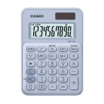 CASIO CALCULATOR MS-7UC-LB, LIGHT BLUE