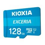 KIOXIA EXCERIA MicroSD Memory Card 128GB