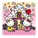 Hello Kitty 16片拼图:糖果屋