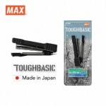 MAX HD-10GK STAPLER WITH STAPLES CHARCOAL GRAY