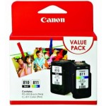 CANON PG810/CL811 VALUE PACK