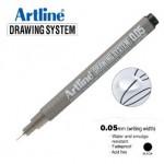 ARTLINE EK2305 DRAWING SYSTEM 0.05MM BLACK
