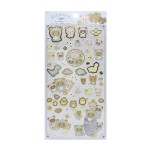 RILAKKUMA STICKER 195*90MM SE48101
