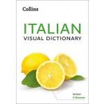 ITALIAN VISUAL DICTIONARY - COLLINS