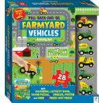 HINKLER MAT PUZZLE FARMYARD VEHICLES