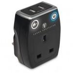 MASTERPLUG USB CHARGER 2 USB 3.1 WITH SURGE PROTECTION (SRGAUSBPB3-MPA)