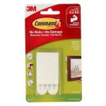 3M COMMAND WHITE MEDIUM PICTURE HANGING STRIPS