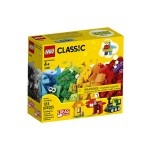 LEGO CLASSIC BRICKS AND IDEAS 11001 BUILDING KIT (123 PIECES)