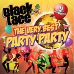 VERY BEST PARTY PARTY-BLACK LACE (LP)
