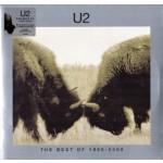 BEST OF 1990-2000 – U2(2LP)