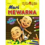 MARI MEWARNA UPIN & IPIN 1B: BUKU 1