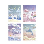 GREETING CARD- UNICORN TR-BA00953