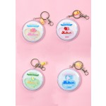 KEY CHARM WITH MIRROR - YOGURT TR-BE00765