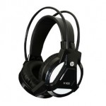 HP H100 GAMING HEADSET - BLACK