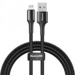 BASEUS CALGH-A01 LIGHTNING CABLE 2.4A 50CM BLACK