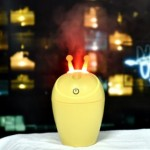 ANIMAL HUMIDIFIER WITH LIGHT YELLOW(LJH017)