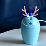 ANIMAL HUMIDIFIER WITH LIGHT BLUE(LJH017)