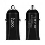 HOCO Z12 2USB CAR CHARGER 2.4A BLACK