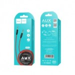 HOCO UPA11 AUX AUDIO CABLE RED