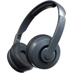 SKULLCANDY CASSETTE BLUETOOTH HEADPHONE GREY