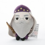 Harry Potter-Albus Dumbledore   4''  Character Plush Charm