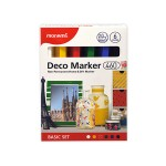 MONAMI 460 Deco Marker Set - Basic
