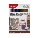 MONAMI 460 Deco Marker Set - Rich