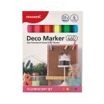 MONAMI 460 Deco Marker Set - Fluorescent