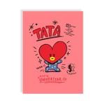 BT21 LINE NOTEBOOK 188*257MM 32SHEET (TATA)