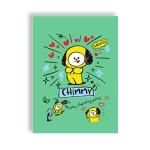 BT21 LINE NOTEBOOK 188*257MM 32SHEET (CHIMMY)