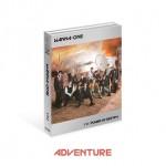 WANNA ONE 1ST ALBUM : 1¹¹=1 (POWER OF DESTINY) - adventure ver.