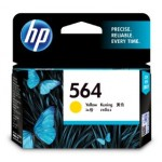 HP 564 YELLOW CB320WA