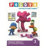 Pocoyo & Friends Vol.2 DVD