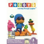 Pocoyo & Friends Volume 8 DVD