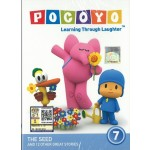 Pocoyo & Friends Volume 7 DVD