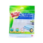 3M SCOTCH-BRITE HIGH PERFORMANCE BATHROOM CLOTH
