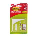 3M COMMAND WHITE MEDIUM PICTURE HANGING STRIPS VALUE PACK