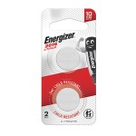 ENERGIZER LITHIUM COIN BATTERY 2016 2'S