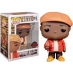 FUNKO POP! ROCKS: 153 - BIGGIE - THE NOTORIOUS B.I.G WITH CHAMPAGNE (EXCLUSIVE)